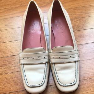 Size 5.5 Cole Haan beige shoes